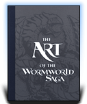 The Art of the Wormworld Saga Digital Artbook